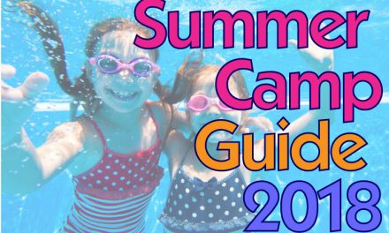 UB Summer Camp Guide 2018