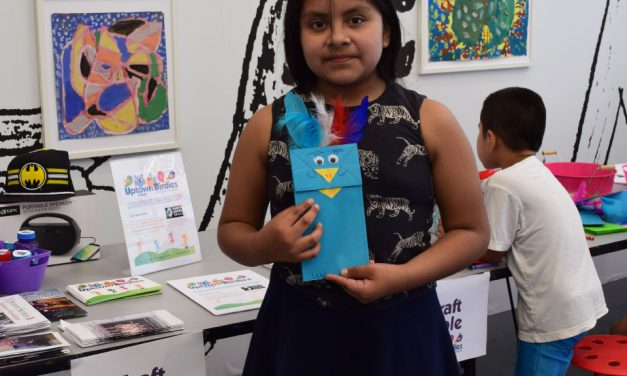 "We had a blast at ""Doctor Kid President"" Children's Art show"