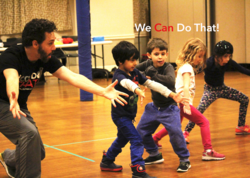 Dance and Theatre for Kids – Uptown!