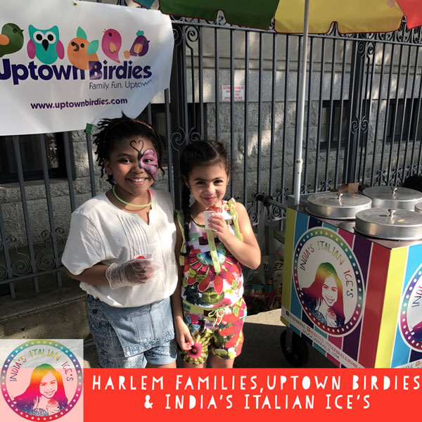 Kidpreneur – India Jolie of India's Italian Ice's