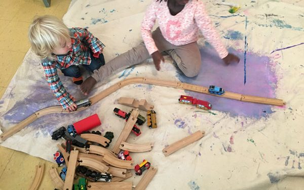 Crayon Power, Brooklyn – Our Second Home