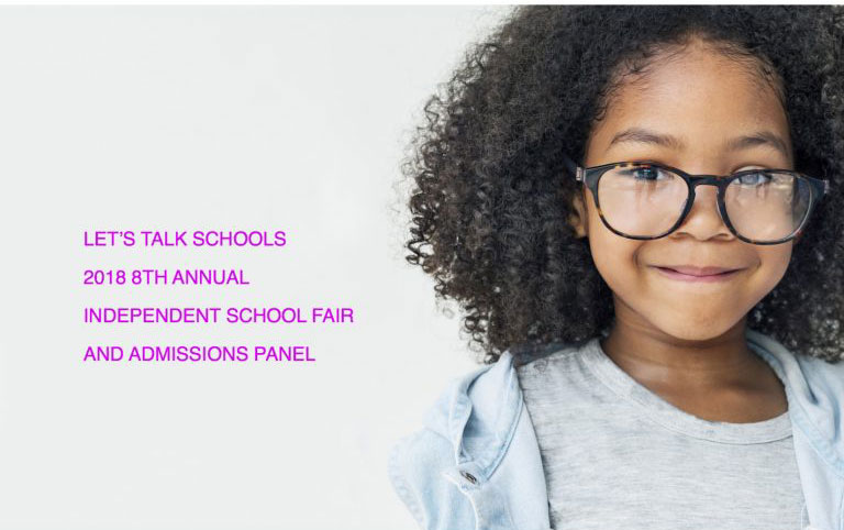 8th Annual Independent School Fair & Panel by Let's Talk Schools
