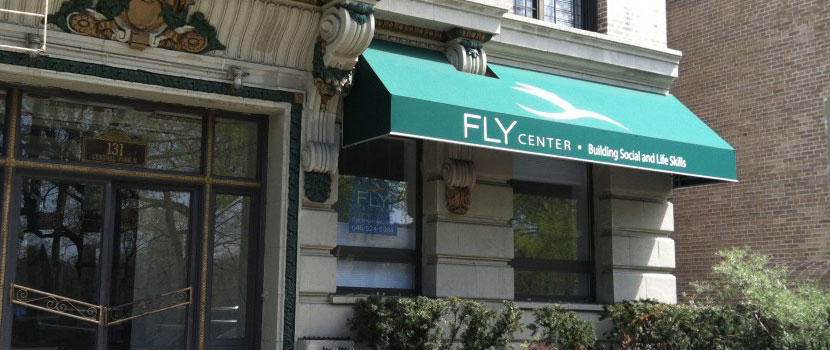 Fly Center offers Special Needs Social Classes and 1:1 Support