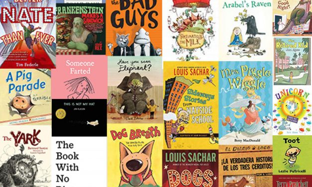 The Librarian Made me Laugh: List of NYPL's Funny Books for Kids