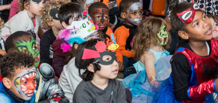 Sugarhill Children's Museum Boo-tastic Halloween!