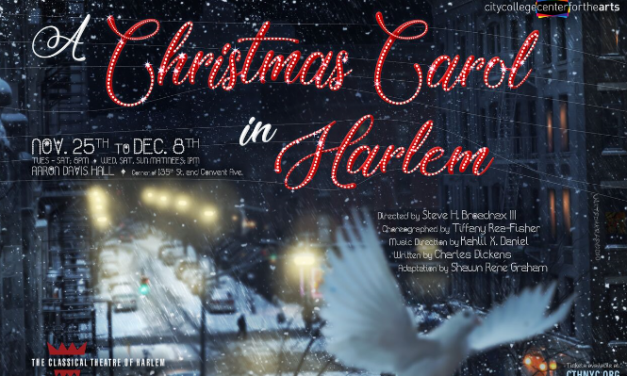 """A Christmas Carol"" with an Uptown Twist!"