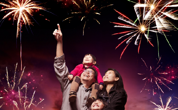 5 Fun Ways to Kickstart Your Family's New Year!