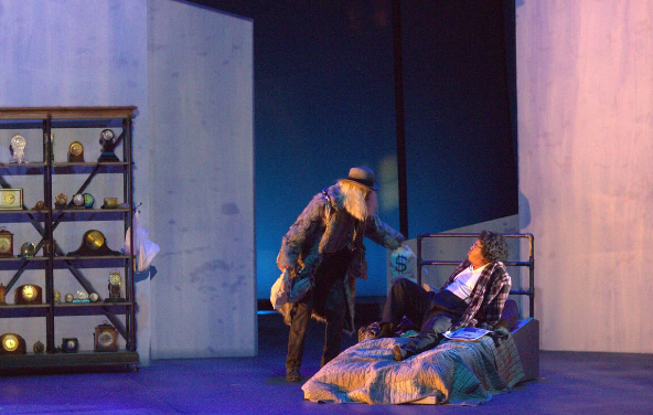 """""""A Christmas Carol"""" with an Uptown Twist!"""