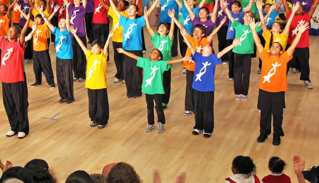 Attend an Open House at The National Dance Institute
