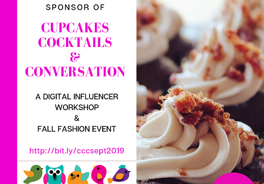Cupcakes, Cocktails & Conversation with Mosaic Mommies