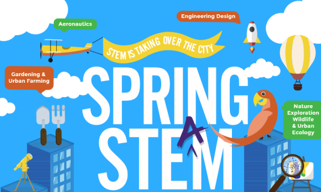 Free! STEM Spring Break Camps – Citywide