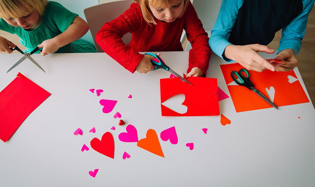 Share the love! Kid Friendly Valentine's Day Activities for 2020