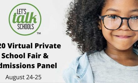 Let's Talk Schools – FREE Virtual Private School Admissions Panel 2020