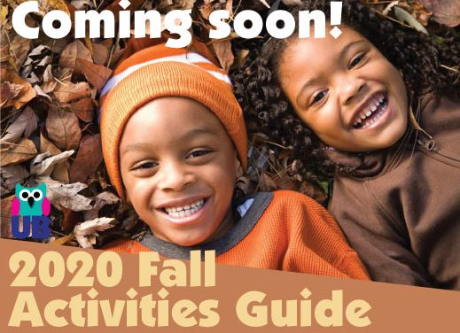 FALL ACTIVITIES Guide 2020!: Enrichment, fun classes, Tutoring, & more!